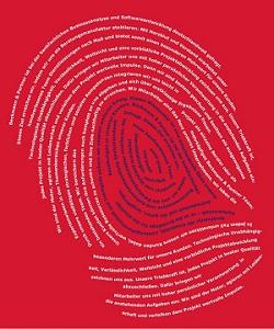Unser Fingerabdruck: Die Beratungsmanufaktur mit Herzblut und Verstand